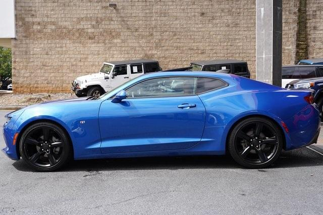 Used 2017 Chevrolet Camaro 2LT for sale $33,991 at Gravity Autos Roswell in Roswell GA 30076 4