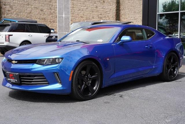 Used 2017 Chevrolet Camaro 2LT for sale $33,991 at Gravity Autos Roswell in Roswell GA 30076 5