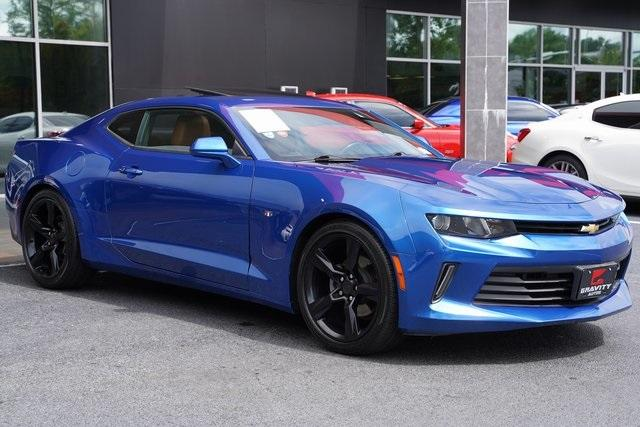 Used 2017 Chevrolet Camaro 2LT for sale $33,991 at Gravity Autos Roswell in Roswell GA 30076 7