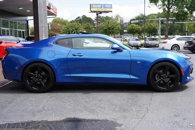 Used 2017 Chevrolet Camaro 2LT for sale $33,991 at Gravity Autos Roswell in Roswell GA 30076 8