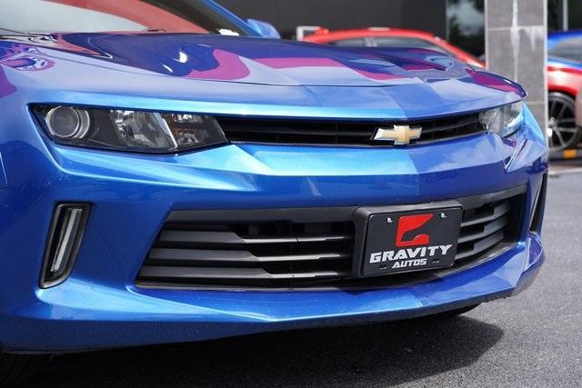 Used 2017 Chevrolet Camaro 2LT for sale $33,991 at Gravity Autos Roswell in Roswell GA 30076 9