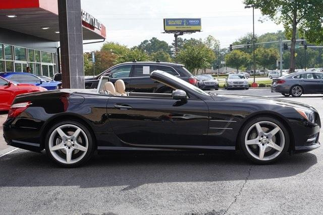 Used 2016 Mercedes-Benz SL-Class SL 400 Roadster for sale $54,991 at Gravity Autos Roswell in Roswell GA 30076 10