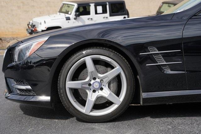 Used 2016 Mercedes-Benz SL-Class SL 400 Roadster for sale $54,991 at Gravity Autos Roswell in Roswell GA 30076 12