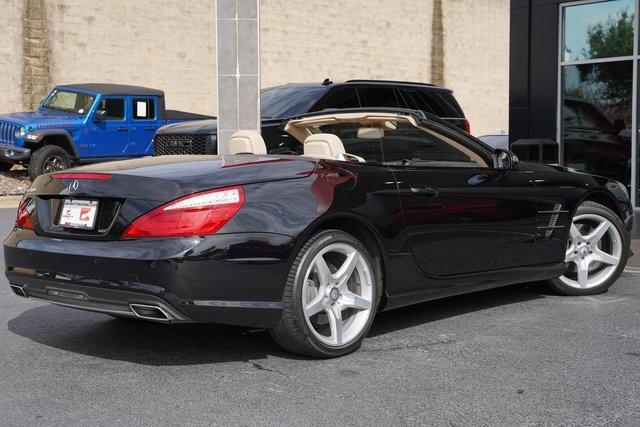 Used 2016 Mercedes-Benz SL-Class SL 400 Roadster for sale $54,991 at Gravity Autos Roswell in Roswell GA 30076 17