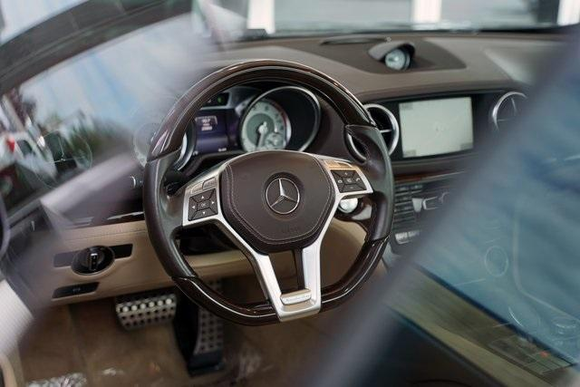 Used 2016 Mercedes-Benz SL-Class SL 400 Roadster for sale $54,991 at Gravity Autos Roswell in Roswell GA 30076 20