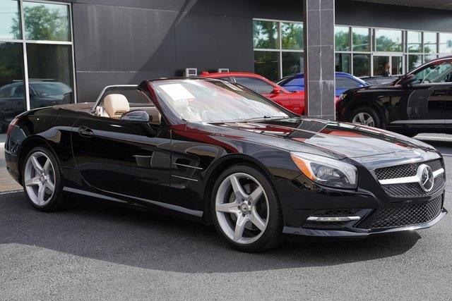 Used 2016 Mercedes-Benz SL-Class SL 400 Roadster for sale $54,991 at Gravity Autos Roswell in Roswell GA 30076 9