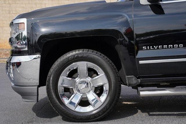 Used 2016 Chevrolet Silverado 1500 LTZ for sale $39,991 at Gravity Autos Roswell in Roswell GA 30076 10