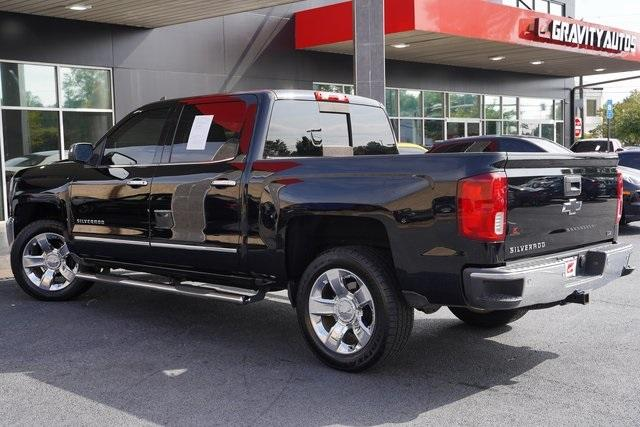 Used 2016 Chevrolet Silverado 1500 LTZ for sale $39,991 at Gravity Autos Roswell in Roswell GA 30076 11