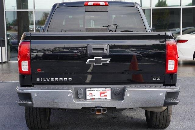 Used 2016 Chevrolet Silverado 1500 LTZ for sale $39,991 at Gravity Autos Roswell in Roswell GA 30076 12