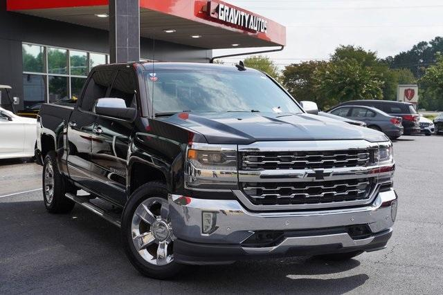 Used 2016 Chevrolet Silverado 1500 LTZ for sale $39,991 at Gravity Autos Roswell in Roswell GA 30076 2