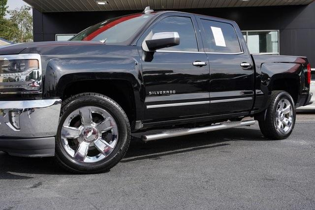 Used 2016 Chevrolet Silverado 1500 LTZ for sale $39,991 at Gravity Autos Roswell in Roswell GA 30076 3