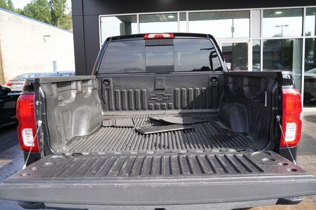 Used 2016 Chevrolet Silverado 1500 LTZ for sale $39,991 at Gravity Autos Roswell in Roswell GA 30076 35