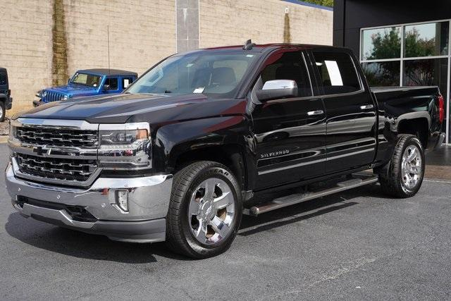 Used 2016 Chevrolet Silverado 1500 LTZ for sale $39,991 at Gravity Autos Roswell in Roswell GA 30076 5