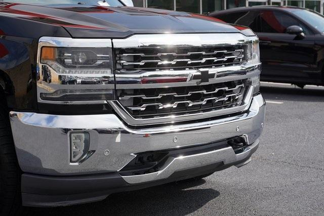 Used 2016 Chevrolet Silverado 1500 LTZ for sale $39,991 at Gravity Autos Roswell in Roswell GA 30076 9