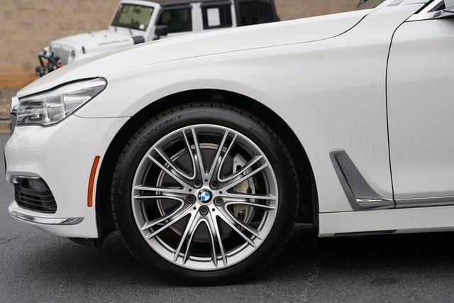 Used 2016 BMW 7 Series 740i for sale $36,991 at Gravity Autos Roswell in Roswell GA 30076 10