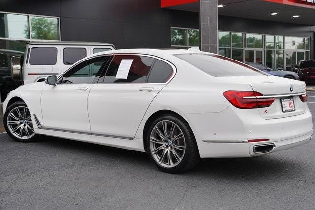 Used 2016 BMW 7 Series 740i for sale $36,991 at Gravity Autos Roswell in Roswell GA 30076 11