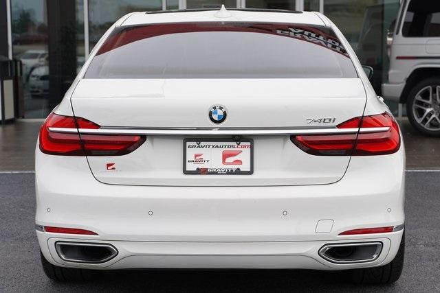 Used 2016 BMW 7 Series 740i for sale $36,991 at Gravity Autos Roswell in Roswell GA 30076 12