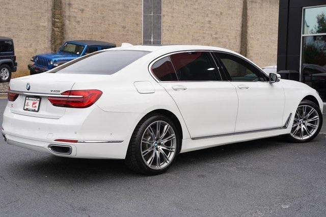 Used 2016 BMW 7 Series 740i for sale $36,991 at Gravity Autos Roswell in Roswell GA 30076 13
