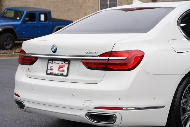 Used 2016 BMW 7 Series 740i for sale $36,991 at Gravity Autos Roswell in Roswell GA 30076 14