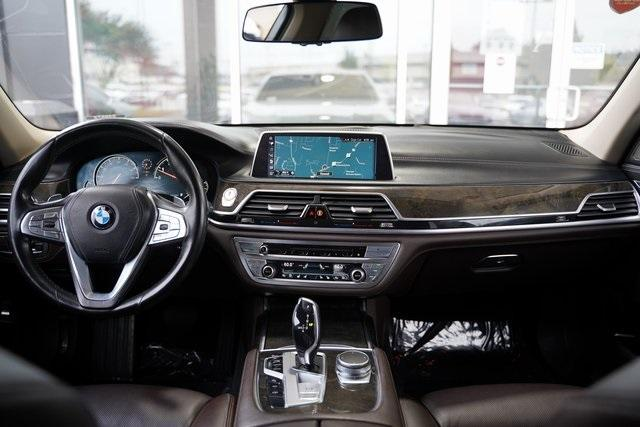 Used 2016 BMW 7 Series 740i for sale $36,991 at Gravity Autos Roswell in Roswell GA 30076 15