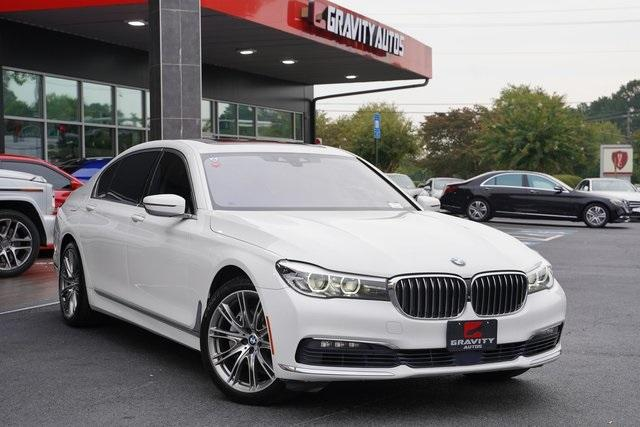 Used 2016 BMW 7 Series 740i for sale $36,991 at Gravity Autos Roswell in Roswell GA 30076 2