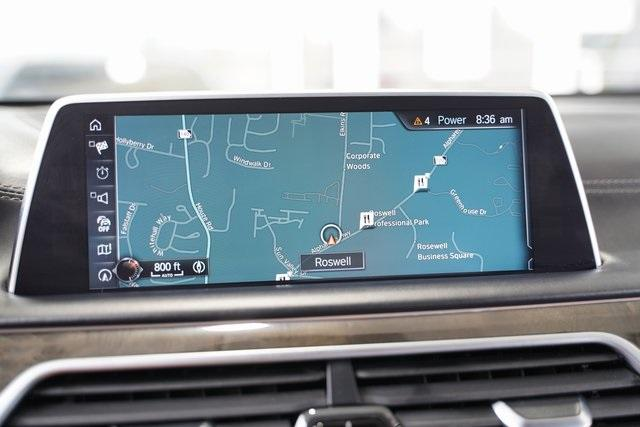Used 2016 BMW 7 Series 740i for sale $36,991 at Gravity Autos Roswell in Roswell GA 30076 20