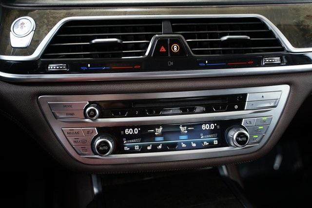 Used 2016 BMW 7 Series 740i for sale $36,991 at Gravity Autos Roswell in Roswell GA 30076 23