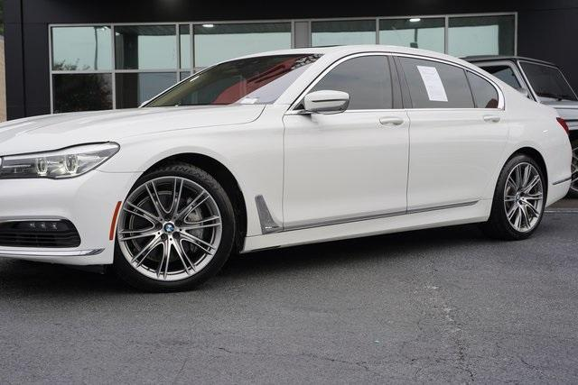 Used 2016 BMW 7 Series 740i for sale $36,991 at Gravity Autos Roswell in Roswell GA 30076 3