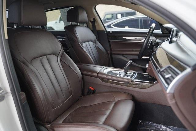Used 2016 BMW 7 Series 740i for sale $36,991 at Gravity Autos Roswell in Roswell GA 30076 30