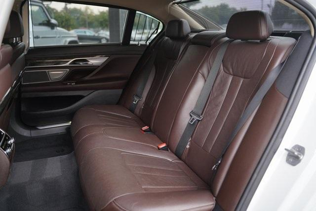 Used 2016 BMW 7 Series 740i for sale $36,991 at Gravity Autos Roswell in Roswell GA 30076 31