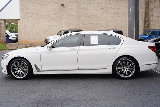 Used 2016 BMW 7 Series 740i for sale $36,991 at Gravity Autos Roswell in Roswell GA 30076 4
