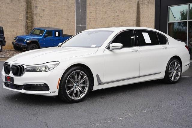 Used 2016 BMW 7 Series 740i for sale $36,991 at Gravity Autos Roswell in Roswell GA 30076 5