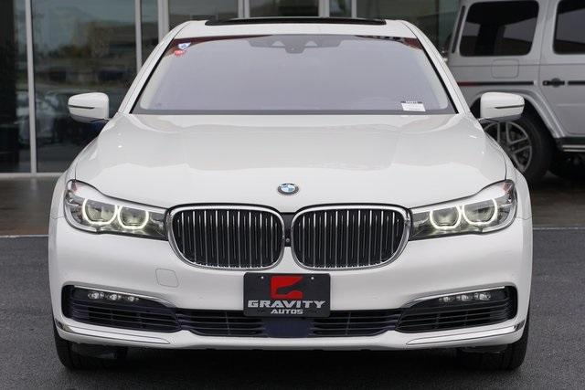 Used 2016 BMW 7 Series 740i for sale $36,991 at Gravity Autos Roswell in Roswell GA 30076 6
