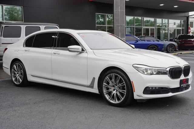 Used 2016 BMW 7 Series 740i for sale $36,991 at Gravity Autos Roswell in Roswell GA 30076 7