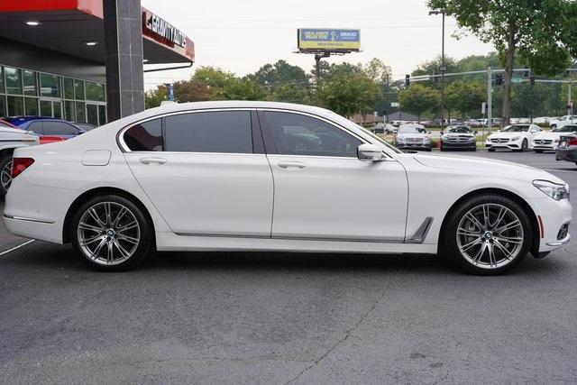 Used 2016 BMW 7 Series 740i for sale $36,991 at Gravity Autos Roswell in Roswell GA 30076 8