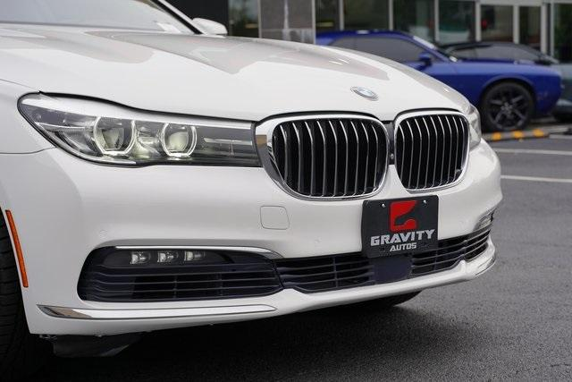 Used 2016 BMW 7 Series 740i for sale $36,991 at Gravity Autos Roswell in Roswell GA 30076 9