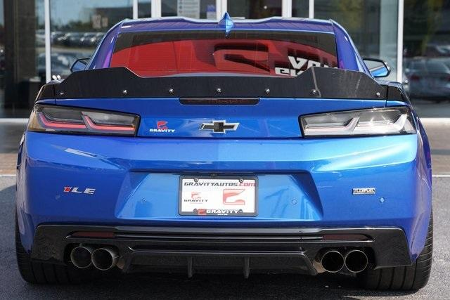 Used 2016 Chevrolet Camaro 2LT for sale Sold at Gravity Autos Roswell in Roswell GA 30076 13