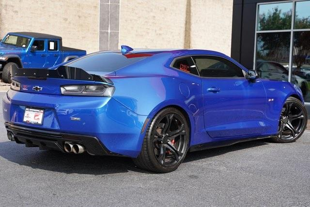 Used 2016 Chevrolet Camaro 2LT for sale Sold at Gravity Autos Roswell in Roswell GA 30076 14