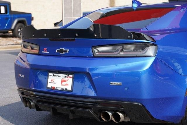 Used 2016 Chevrolet Camaro 2LT for sale Sold at Gravity Autos Roswell in Roswell GA 30076 15