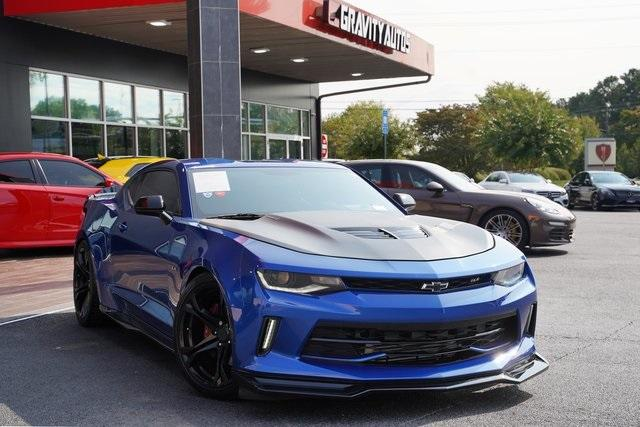 Used 2016 Chevrolet Camaro 2LT for sale Sold at Gravity Autos Roswell in Roswell GA 30076 2
