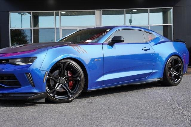Used 2016 Chevrolet Camaro 2LT for sale Sold at Gravity Autos Roswell in Roswell GA 30076 3