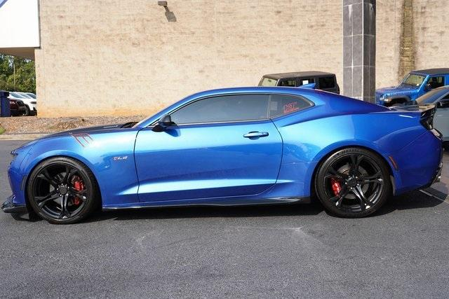 Used 2016 Chevrolet Camaro 2LT for sale Sold at Gravity Autos Roswell in Roswell GA 30076 4