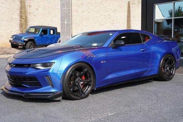 Used 2016 Chevrolet Camaro 2LT for sale Sold at Gravity Autos Roswell in Roswell GA 30076 5