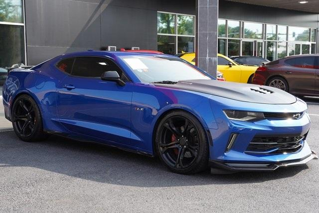 Used 2016 Chevrolet Camaro 2LT for sale Sold at Gravity Autos Roswell in Roswell GA 30076 7