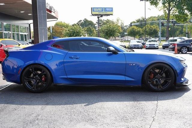 Used 2016 Chevrolet Camaro 2LT for sale Sold at Gravity Autos Roswell in Roswell GA 30076 8