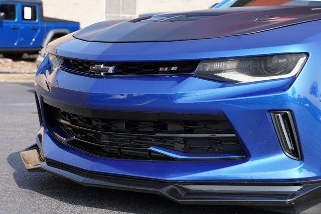 Used 2016 Chevrolet Camaro 2LT for sale Sold at Gravity Autos Roswell in Roswell GA 30076 9