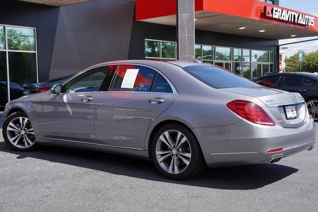 Used 2015 Mercedes-Benz S-Class S 550 for sale $43,991 at Gravity Autos Roswell in Roswell GA 30076 11