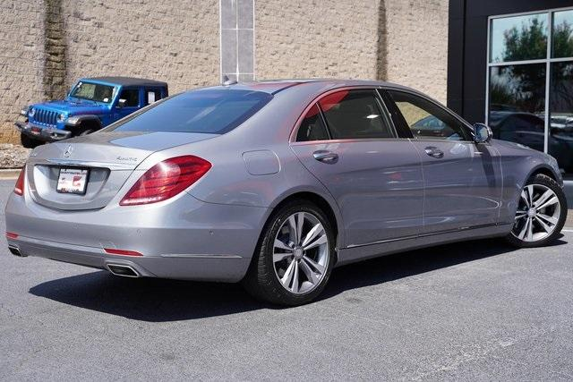 Used 2015 Mercedes-Benz S-Class S 550 for sale $43,991 at Gravity Autos Roswell in Roswell GA 30076 13