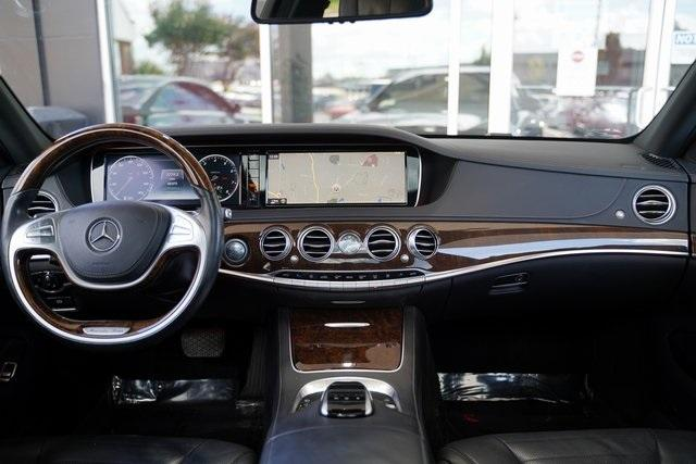 Used 2015 Mercedes-Benz S-Class S 550 for sale $43,991 at Gravity Autos Roswell in Roswell GA 30076 15