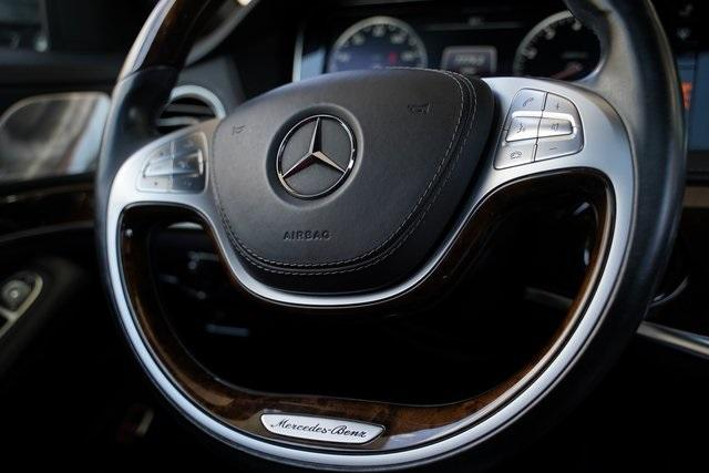 Used 2015 Mercedes-Benz S-Class S 550 for sale $43,991 at Gravity Autos Roswell in Roswell GA 30076 19